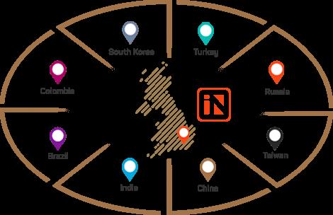 Inline Worldwide Hubs