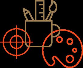 Design and artwork icon