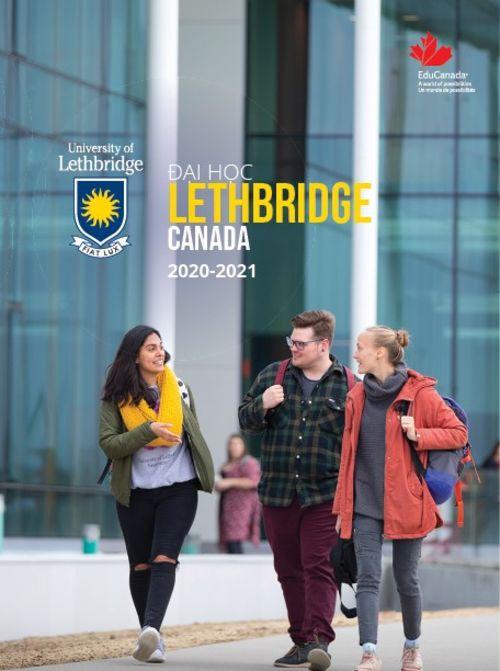 University of Lethbridge brochure